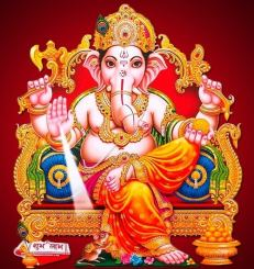 Chaturthi Fast is dedicated to Lord Ganesha.