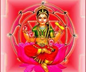 Tripura Sundari Gayatri Mantra