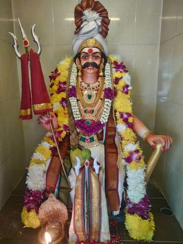 muniswaran god