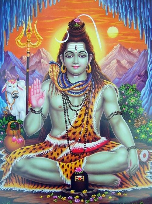 Shiva Mantra To Remove Pitru Dosha & Sins Of 7 Generations - Dhevee org
