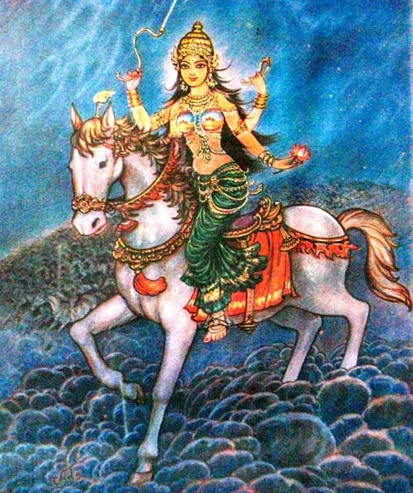 Ashwarooda Devi Moola Mantra - Dhevee org