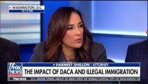 Harmeet Dhillon Law DACA Immigration Fox News