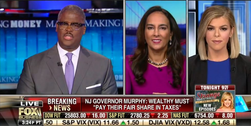 Fox Business News Charles Payne