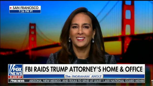 Harmeet Dhillon on FOX News discussing Michael Cohen Raid - Dhillon Law Group