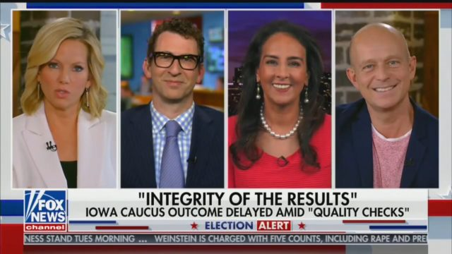 Dhillon on the Integrity of Iowa Caucus Results