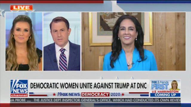 Dhillon on Trump, DNC