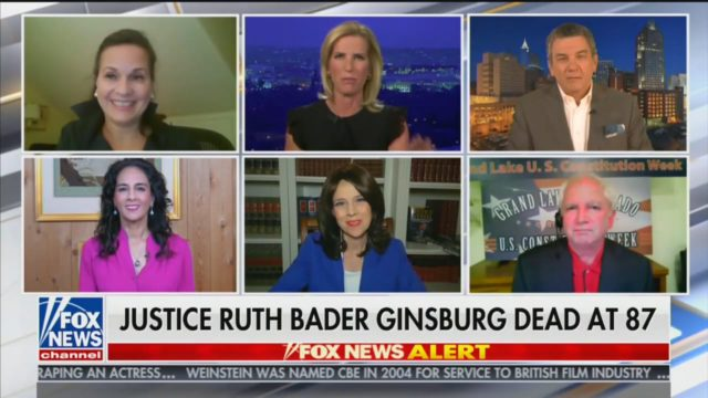 Dhillon on the Passing of Justice Ruth Bader Ginsburg