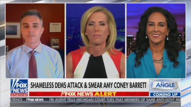 Dhillon on Shameless Dems Attack and Smear Amy Coney Barrett