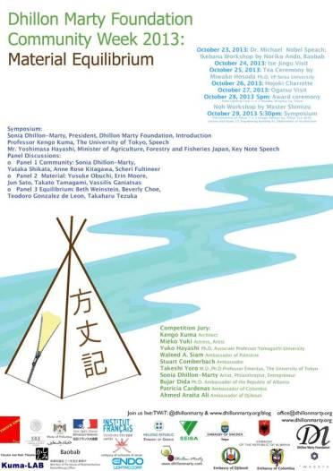 Community Week 2013 invite 2013-10-23