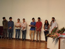Sustainability Award winner team