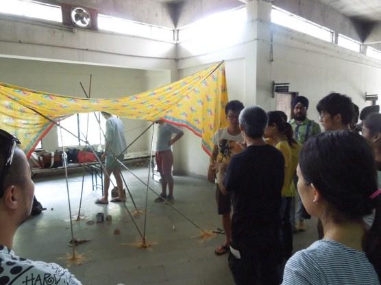 Jun Sato pavilion workshop20