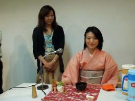 Tea demonstration 5