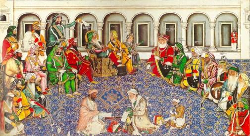 Darbar_of_Maharaja_Ranjit_Singh