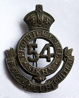 54th Sikhs