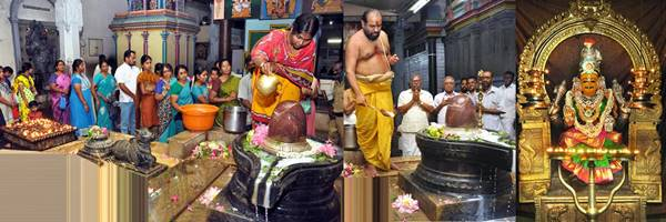 புதுக்கோட்டையில் மஹா சிவராத்திரி விழா