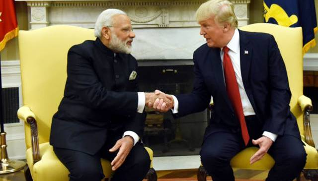 India-US trade relations have the opportunity for Make in India, America First visions