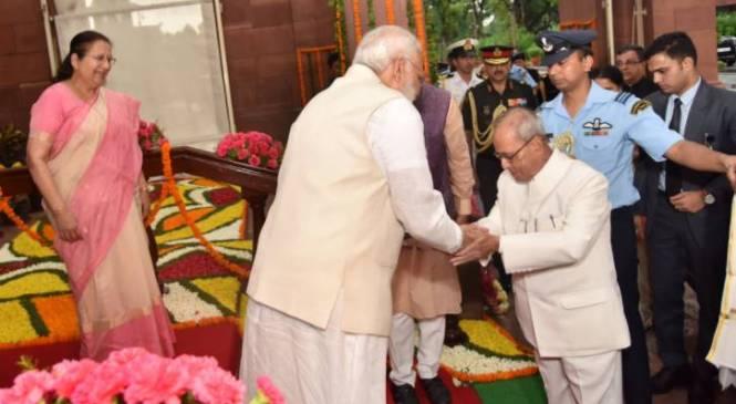 அப்துல் கலாம் இருந்த வீட்டில் குடியேறுகிறார் பிரணாப் முகர்ஜி