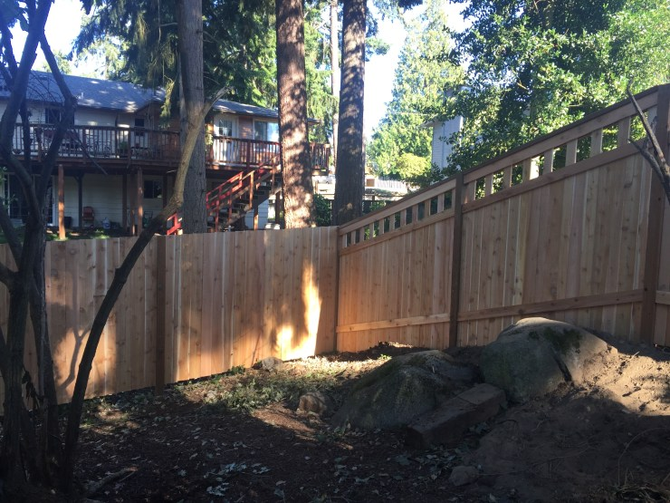 fence building seattle