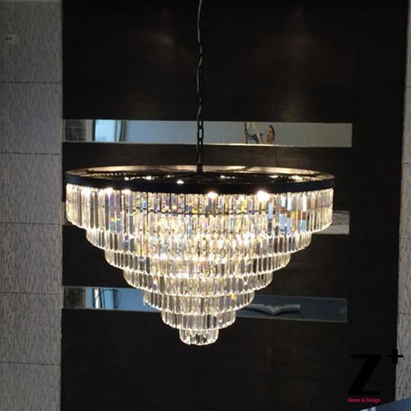 crystal chandelier tiered # 10