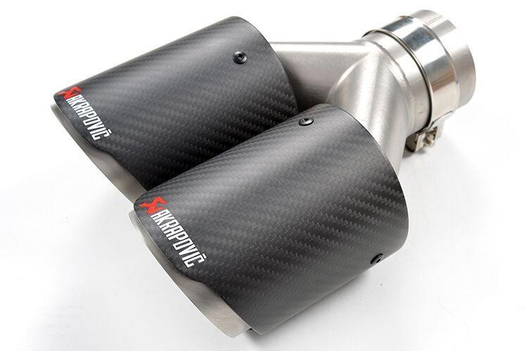 2021 slash dual inlet63mm outlet76mm