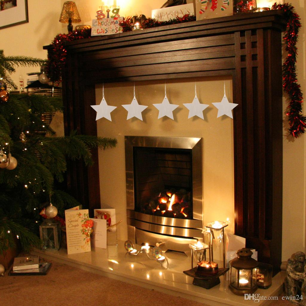 Christmas Decoration Wood Xmas Tree Star For Home Party Wedding Decor Wholesale Drop Christmas Outdoor Decorations Christmas Outdoor Decorations Cheap From Ewin24 2 38 Dhgate Com