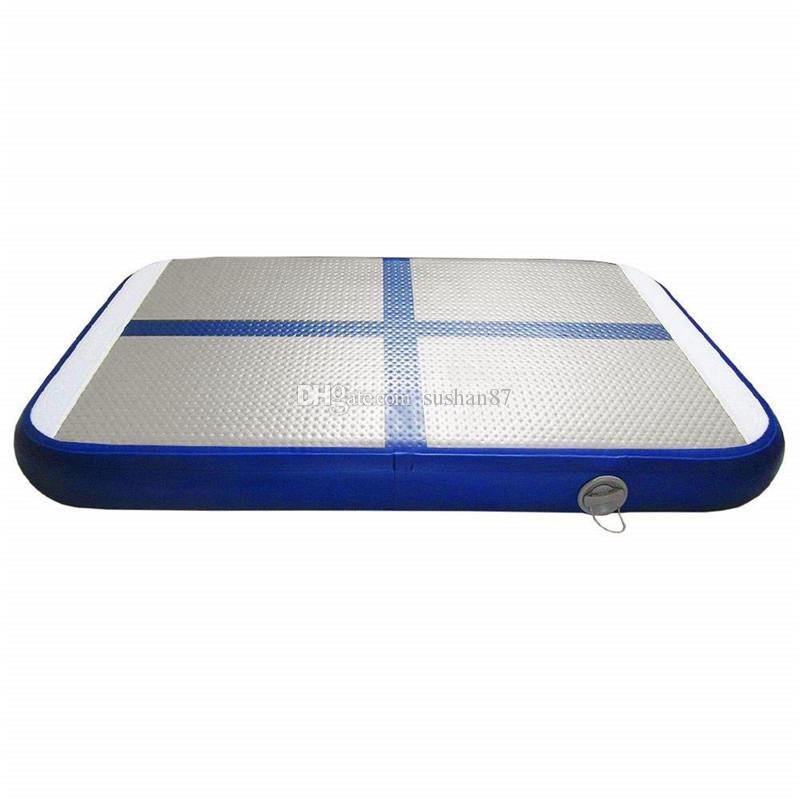 acheter livraison gratuite 0 6 1 0 2m gonflable pas cher gymnastique matelas gym tumble air piste plancher tumbling air track pour vente de 95 25