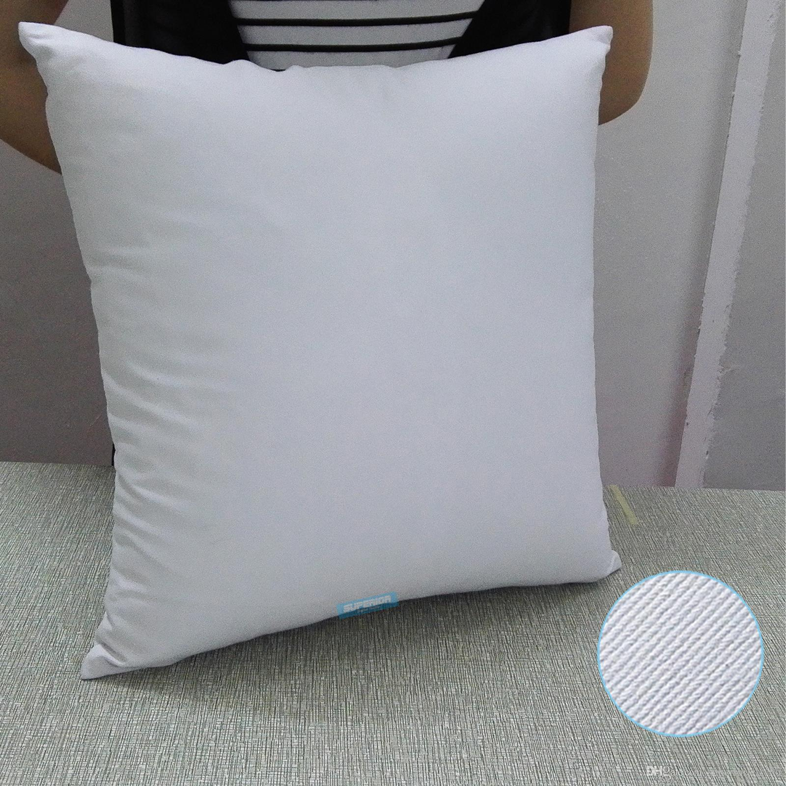 cotton twill pillow cover