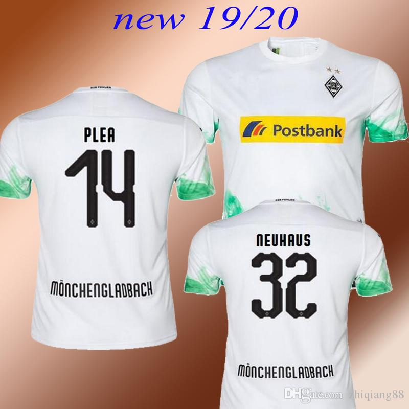 grosshandel 2019 2020 borussia monchengladbach fussball trikot 19 20 borussia gladbach plea stindl fussballhemd von zhiqiang88 15 44 auf de dhgate com