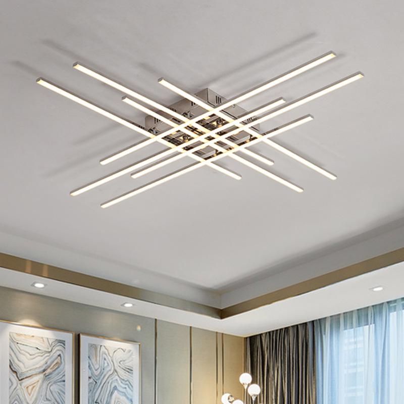 2021 modern led ceiling light overhead