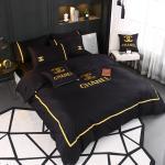 2020 C C Designer Bed Comforters Sets King Size Black Gold Designer Pillow Cases Bed Sheets Luxury Fashion Designer Bedding Sets Duvet Cover Sets Queen Shop Bedding From Designer Home 141 83 Dhgate Com