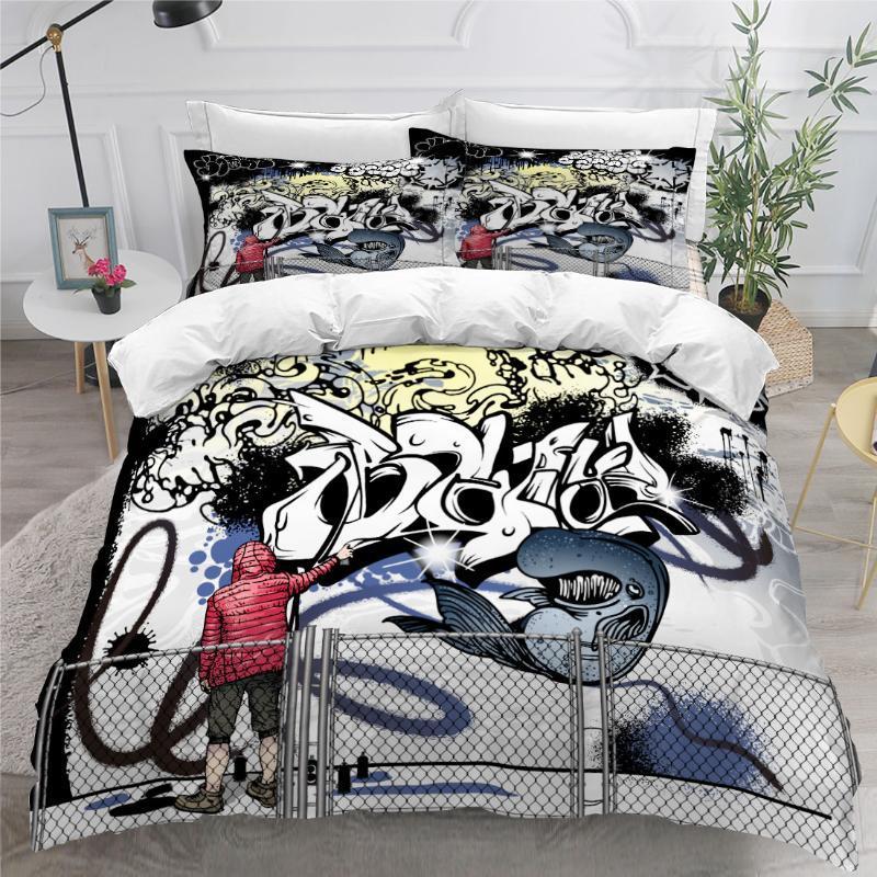 3d bedding set duvet cover sets quilt