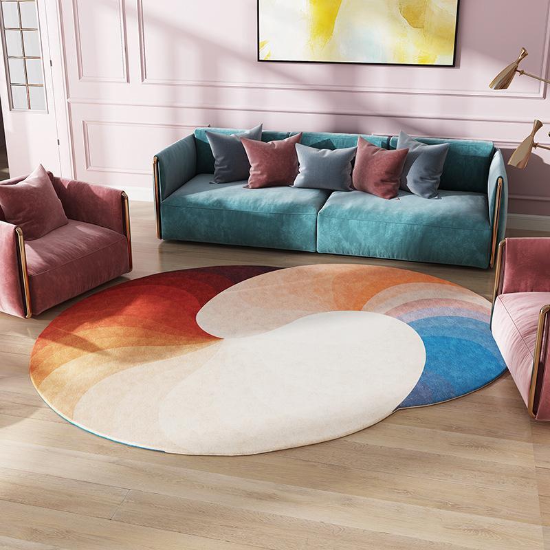 acheter tapis geometriques irreguliers ovales pour salon a la maison chambre a coucher perse tapis table basse tapis tapis tapis de plancher delicat