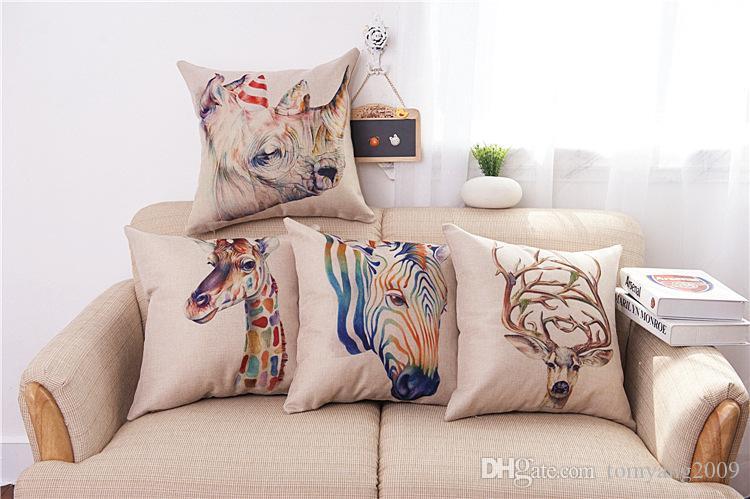 zebra print pillow cases online