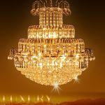 Vintage Decor Large Chandelier Pendant Lamp K9 Crystal E14 Led Bulb Unique Gold Chandelier Light Home Decoration Chandelier For Sale Deer Antler Chandelier From Selectedlighting 591 01 Dhgate Com