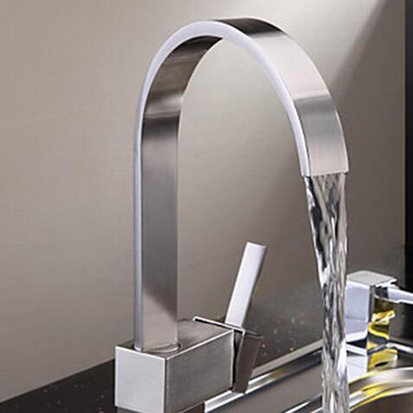 2021 kitchen faucet waterfall tall high