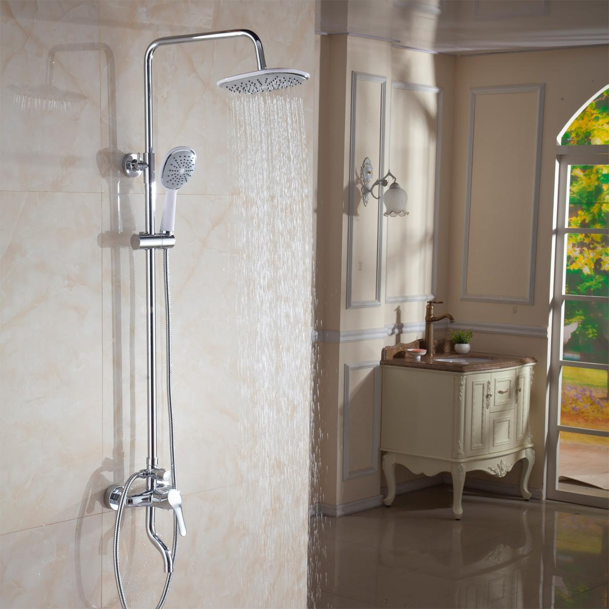 2019 The Bright Sun Rain Shower Copper Set Off Water Toilet Shower Bathroom Products From A380243900 45 23 Dhgate Com