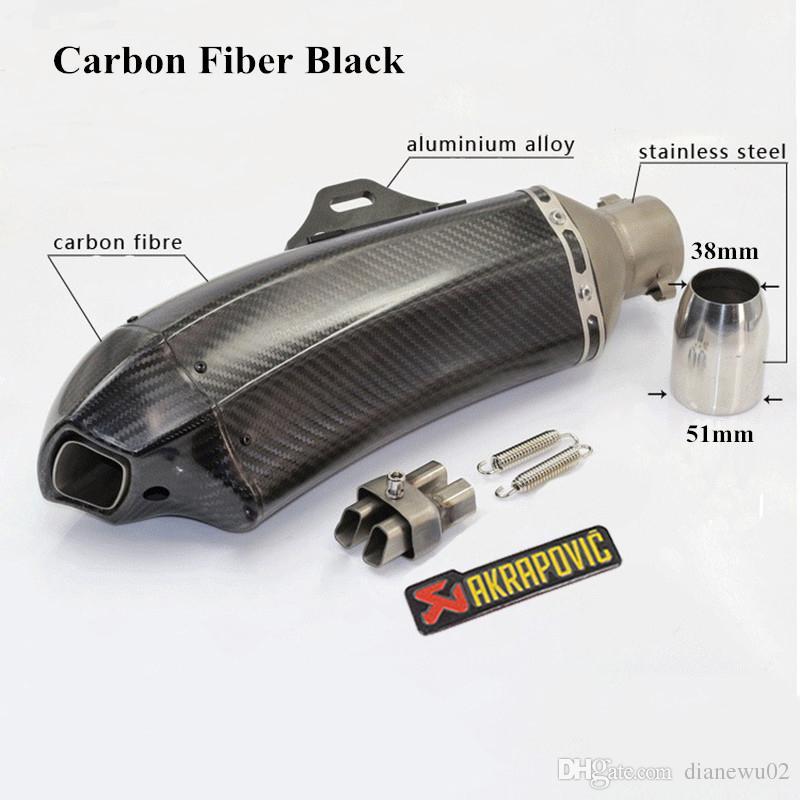 2021 black cobra style carbon fiber