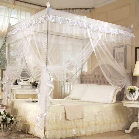 acheter moustiquaire quadruple lit double lit klamboe moustiquaire lit a baldaquin adultes moustiquaire de 27 78 du us store dhgate com