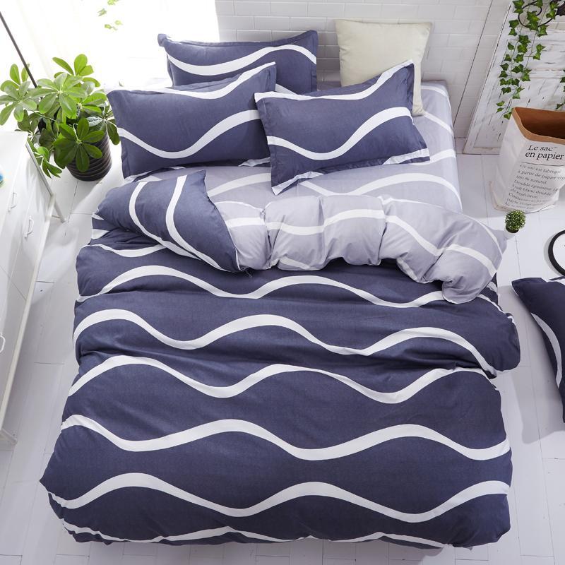 duvet quilt cover bedding set single