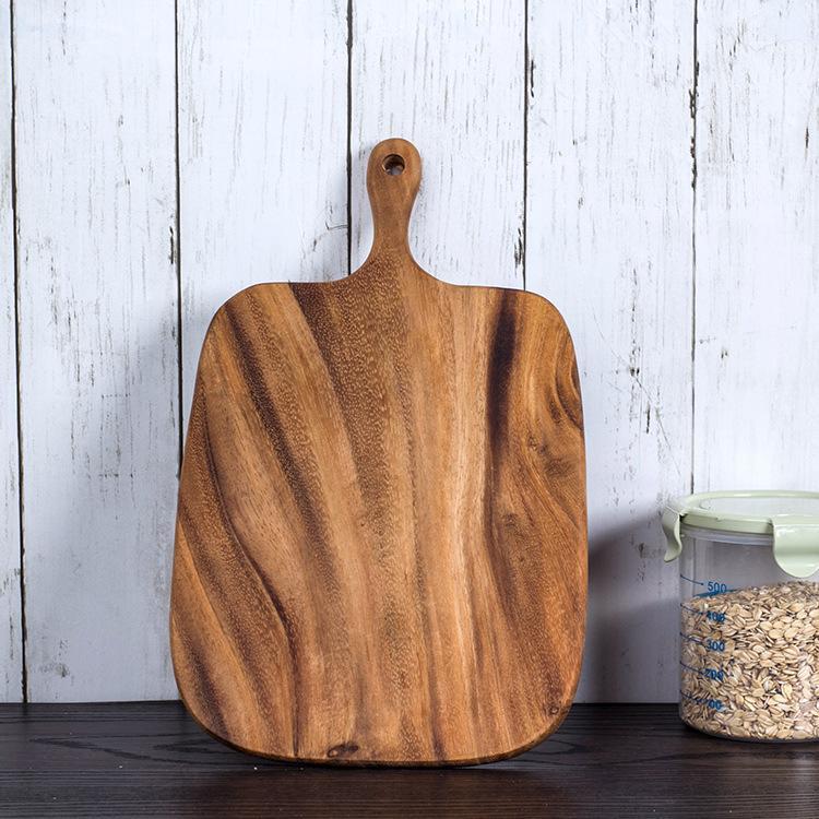acheter blocs a decouper cuisine bois assiette en bois pizza en bois sushi pain plateau en bois entier planche a decouper pas de peinture de 10 5 du