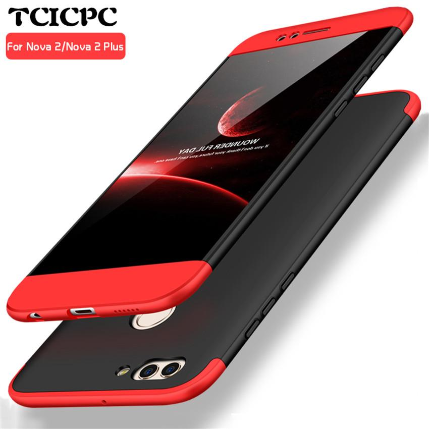 For Huawei Mate 10 Lite Case For Huawei Honor 9i Case 360 Degree