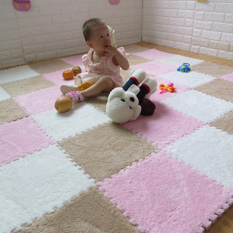 acheter tapis de jeu pour bebe enfants eva tapis en mousse developper le bambin rampant activite ludique centre de jeu habiletes motrices puzzle tapis