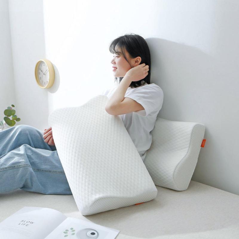 memory foam pillow cooling gel
