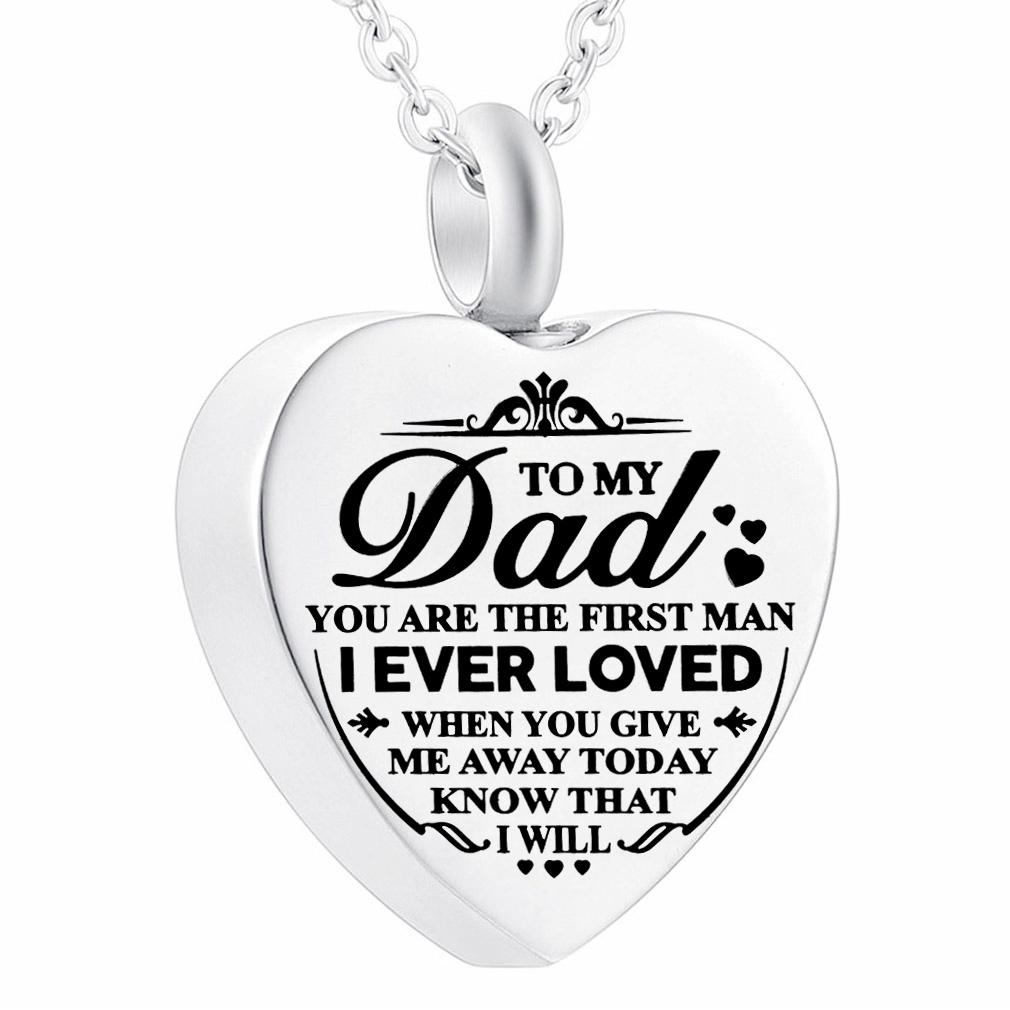 Download Wholesale Heart Urn Necklace Cremation Jewelry For Ashes ...