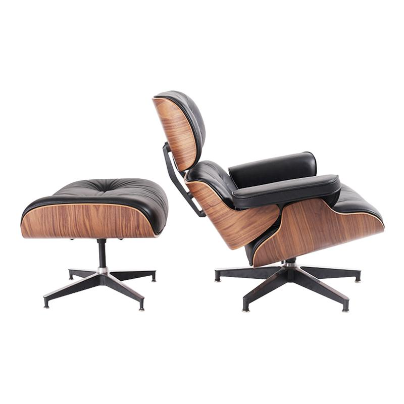 2021 eames lounge chair with foot rest