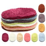 30 X 50cm Absorbent Soft Bathroom Bedroom Floor Non Slip Mat Bath Shower Rug Plush Door Window Round Rugs Carpets Carpet Online Carpets For Less From