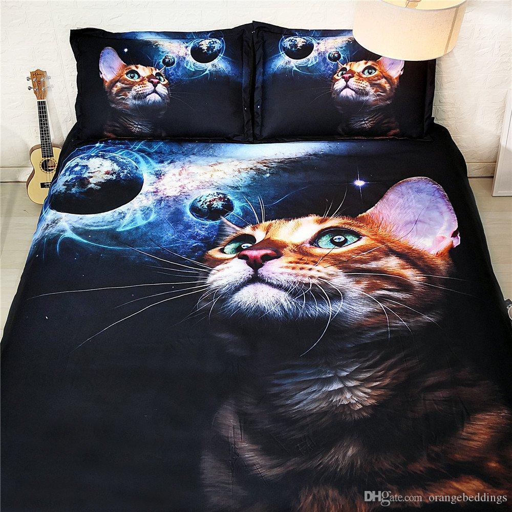 galaxy cat bed set black galaxy bedding