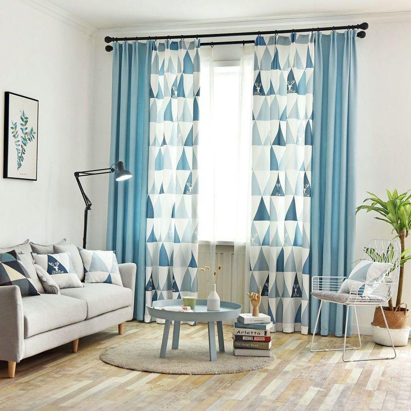 acheter rideaux pour le salon moderne mosaique fenetre rideau chambre balcon rideau blackout cortina cortinas nordic style de 25 62 du bigmum