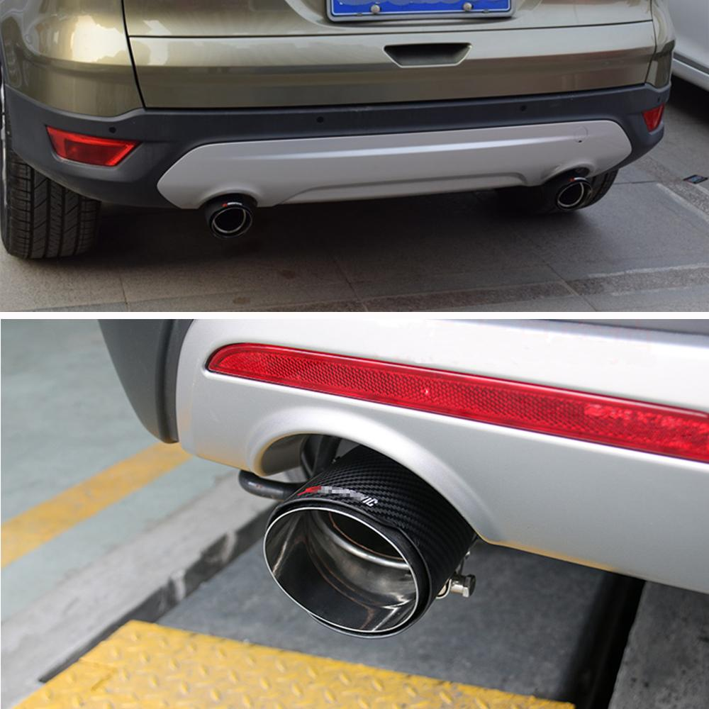 2021 carbon fiber exhaust tip for ford