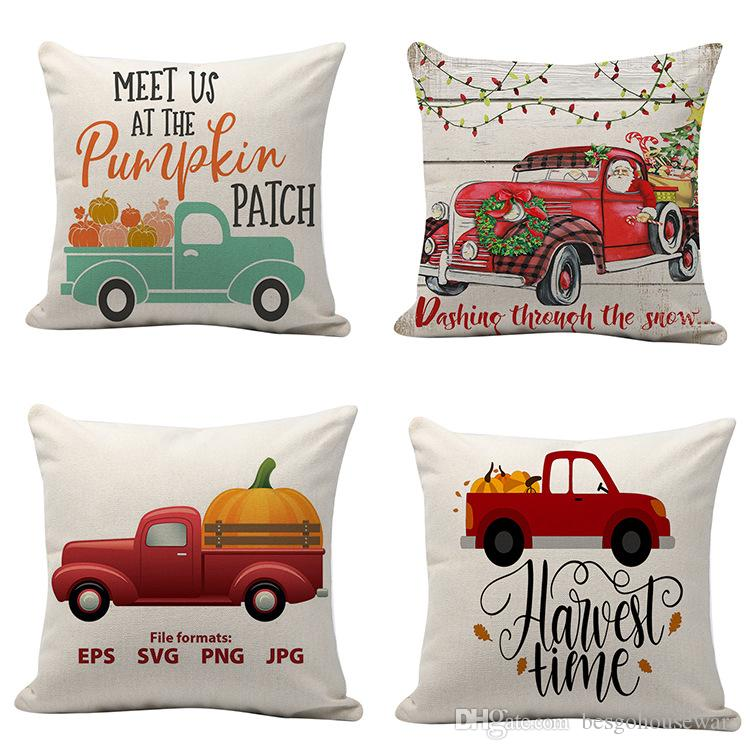 simple words throw pillow case cover